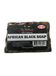 Natures African Black Soap, 100gm