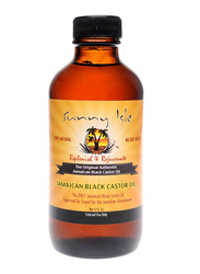 Sunny Isle Jamaican Black Castor Oil for All Hair Types, 4oz