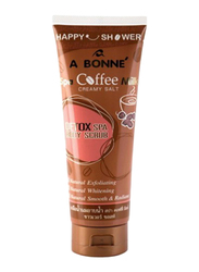 A Bonne Coffee Milk Detox Spa Body Scrub, 350gm