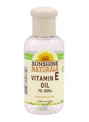 Roushun Naturals 70, 000 IU Vitamin E Oil, 75ml