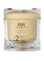 Fair & White Gold Ultimate 2 Exceptional Clarifying Cream, 200ml