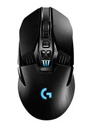 Logitech G903 Lightspeed Wireless Optical Gaming Mouse, Black