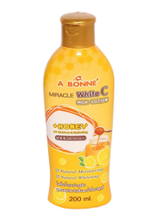 Aa Bonne Miracle White C Honey Milk Lotion, 200 ml