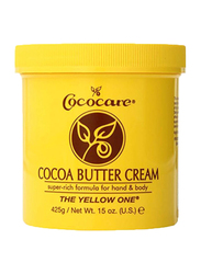 Coco Care Cocoa Butter Super Rich Formula Cream for Hand and Body, 425gm
