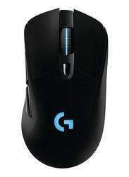 Logitech G703 Lightspeed Wireless Optical Gaming Mouse, Black
