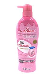 A Bonne Collagen Milk Power Lightening Lotion, 500ml