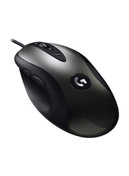 Logitech MX518 Wired Optical Gaming Mouse, Black