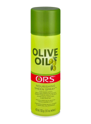 ORS Olive Oil Nourishing Hair Sheen Spray All Hair Types, 472ml