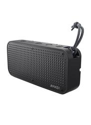 Anker SoundCore Sport XL Water-Resistant Portable Wireless Bluetooth Speaker, Black