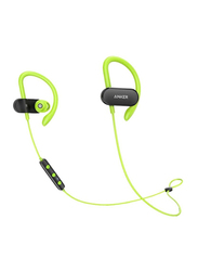 Anker SoundBuds Curve Wireless Bluetooth On-Ear Noise Cancelling Headset with Mic, Green