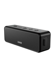 Anker SoundCore Select Water-Resistant Portable Wireless Bluetooth Speaker, Black