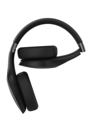 Motorola Pulse Escape+ Wireless Bluetooth Over-Ear Noise Cancelling Headphones with Mic, Black
