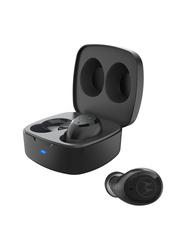 Motorola VerveBuds 100 True Wireless In-Ear Noise Cancelling Sport Earbuds with Mic, Black
