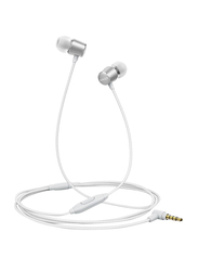 Anker SoundBuds Verve In-Ear Noise Cancelling Earphone with Mic, Silver