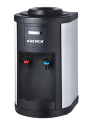 Nevica Top Load Hot and Cold Water Dispenser, NV-563 WD T, Black/ White