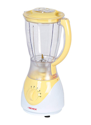 Nevica Blender with Grinder, 350W, NV-644BG, White/yellow