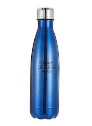 Nevica 500ml Stainless Steel Vacuum Flask, NV-6032, Navy Blue