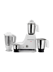 Nevica Blender and Grinder with 4 jars, 750 W, NV-653 SS, White
