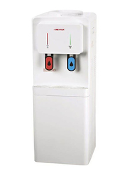 Nevica Top Load Hot and Cold Water Dispenser, with Cabinet, NV-562 WD C, White