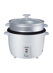 Nevica 1L Rice Cooker, 200W, NV-601 RC, White