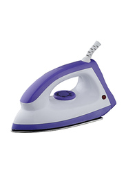Nevica 1200W Dry Iron, NV-105DI, Blue/White