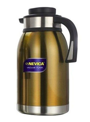 Nevica 1 Ltr Stainless Steel Vacuum Flask, NV-6067, Gold