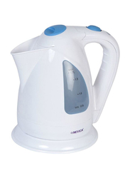 Nevica 1.7L Cordless Electric Kettle, 2200W, NV-352CK, White/Blue