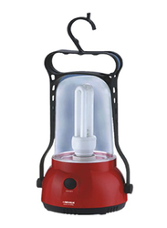 Nevica 14W Rechargeable Handy Lantern, Red