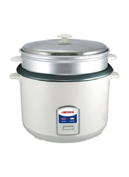Nevica 5.6L Rice Cooker, 2000W, NV-607 RC, White