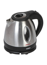 Nevica 1.2L Electric Kettle, 1400W, NV-308CK, Silver