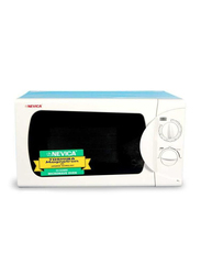 Nevica 20 L Manual Control Microwave Oven, 700W, NV-820 MW, White
