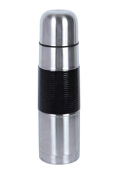 Nevica 750ml Stainless Steel Bullet Thermos Flask, NV-6006, Silver
