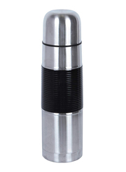 Nevica 500ml Stainless Steel Bullet Thermos Flask, NV-6005, Silver