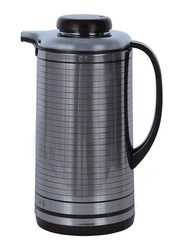 Nevica 1.9 Ltr Stainless Steel Vacuum Flask, NV-6065, Silver