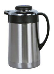 Nevica 1.3 Ltr Stainless Steel Thermos Flask, NV-6028, Silver