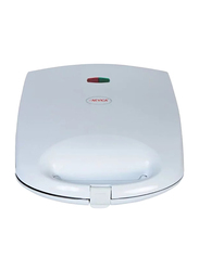 Nevica 4 Slice Sandwich Maker, 1000W, NV-454SM, White