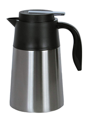Nevica 1.3 Ltr Stainless Steel Coffee Thermos Flask, NV-6021, Silver