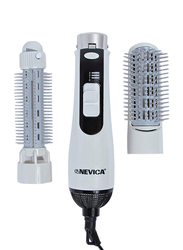 Nevica 3 in 1 Hair Styler, White