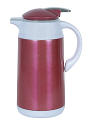Nevica 1.6 Ltr Stainless Steel Thermos Flask, NV-6023, Pink
