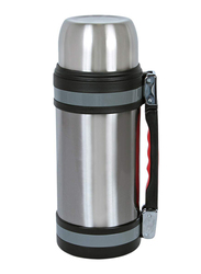 Nevica 1.5 Ltr Stainless Steel Thermos Flask, NV-6003, Silver