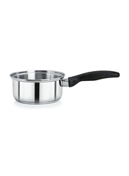 Chefset 8-Ltr Stainless Steel Sauce Pan without Lid, CI5002, 26x14.5 cm, Silver