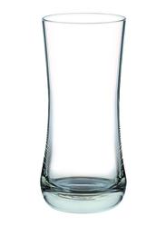 Ocean 360ml 6-Piece Set Aloha Glass Highball Tumbler, B01712, Clear