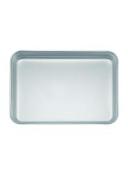 Chefset 52cm Aluminium Rectangle Baking Pan, CS1139, 52x42x4 cm, Silver