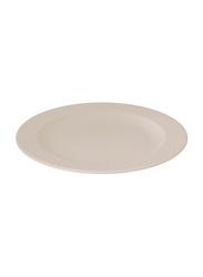 Dinewell 2-Piece 8-inch Melamine Topaz Small Plate Set, DWP9003W, White