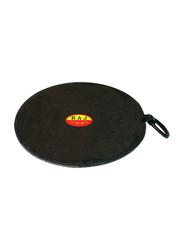 Raj 25cm Iron Ring Tawa, IRT010, Black