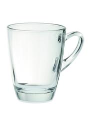 Ocean 320ml 6-Piece Set Kenya Glass Americano Mug, P01640, Clear
