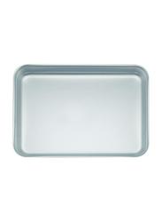 Chefset 31.8cm Aluminium Rectangle Baking Pan, CS1135, 31.8x21.6x4 cm, Silver