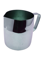 Raj 24oz Stainless Steel Catering Milk Cup Frothing Pitcher, CMCF24, 10x8.5 cm, Silver