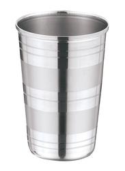 Raj 5-Piece Set Stainless Steel Glass, RSSP23, Silver