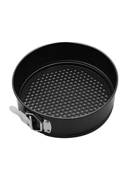 RK 20cm Non Stick Round Clip Baking Pan, 20x20x6.5 cm, Black